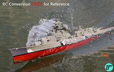 Trumpeter 1/200 German Bismarck Battleship 03702