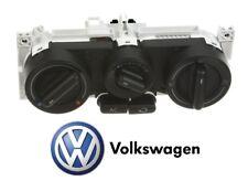 Genuine Volkswagen Beetle 1998-2008 A/C & Heater Control Unit #1C0-820-045E-01C
