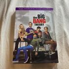 The Big Bang Theory - (2009, DVDs) - Complete Third Season 3