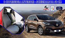 Coprisedili Renault Kadjar dal 2015 auto set Schienali copri sedili universali