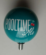 Bell's Brewery Pooltime Ale Ball Shaped Beer Tap Topper
