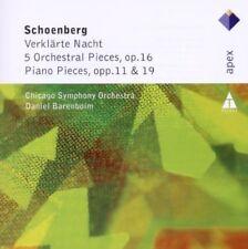 Arnold Schoenberg - Verklarte Nacht [CD]