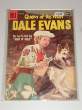 QUEEN OF THE WEST DALE EVANS #17 G/VG (3.0) DELL COMICS OCTOBER DECEMBER 1957