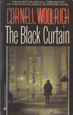 The Black Curtain - Cornell Woolrich - A Very Good Copy