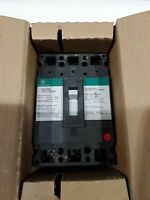 TED134045 GENERAL ELECTRIC 3 POLE 45 AMP 480V CIRCUIT BREAKER NEW