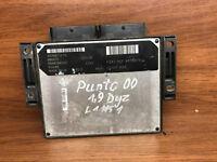 A17 ECU Control module FIAT PUNTO R04010032D /  DCU3F /  314.00 / 80847D OEM