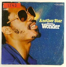 """7"""" Single - Stevie Wonder - Another Star - S1267 - washed & cleaned"""