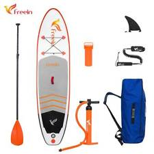 """Freein All Around Inflatable Stand Up Paddle Board, 10'2"""" x 31"""" x 6"""", Full Kit"""