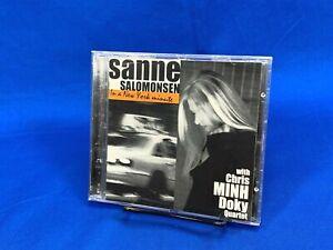 Sanne Salomonsen – In A New York Minute   CD 1998 Album Virgin Records Denmark