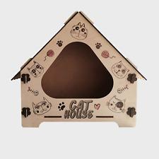 Katzenhaus - Eigentumswohnung Katze - kleines Haus für Katze