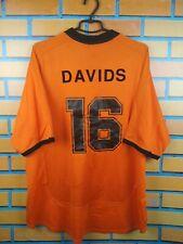 Davids Hollnad Netherlands jersey 2XL 2001 2002 home shirt soccer football Nike