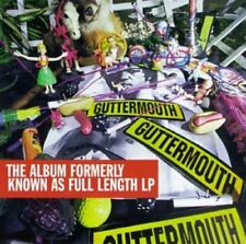 Guttermouth - Record Formerly Known As Full Length [New CD]