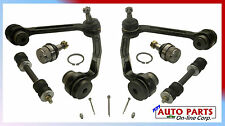 NEW UPPER CONTROL ARMS + BALL JOINT + sway bars F-150 97-03 EXPEDITION 4WD ONLY