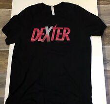 Dexter t-shirt, Large Womens Shirt. Bella Canvas Brand Tag B1