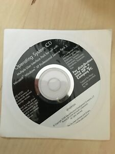 WINDOWS XP PRO SP2 for HP or Compaq PC
