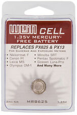 Battery, WEIN Cell PX625 Replacement