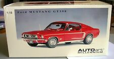 AUTOART - AUTO ART - 1968 FORD MUSTANG GT 390 - RARE