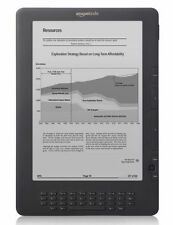 Amazon Kindle DX (2nd Generation) 4GB, 3G (AT&T), 9.7in - Graphite