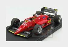 Ferrari F1 156/85 #28 Season 1985 R.Arnoux Red GP REPLICAS 1:18 GP028B