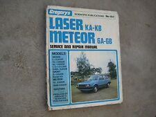 Ford Laser / Meteor Repair Manual
