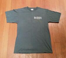 Vintage 1995 Bruce Springsteen Concert T-Shirt Ghost of Tom Joad Tour Size L