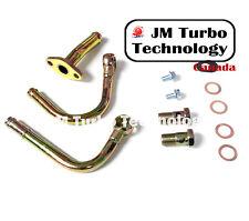 Subaru TD06 20G Turbo Water Pipe Kit Fit Impreza WRX / STI