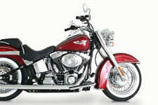 Samson Motorcycle Exhaust True Dual Exhaust S-400 1995-2006 Softail Models