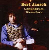 BERT CONUNDRUM JANSCH - THIRTEEN DOWN  CD NEW