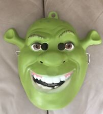 Shrek Ogre PVC Adult Costume Mask Rubies Licensed New