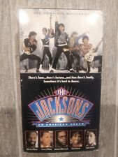 The Jacksons: An American Dream - The Complete Miniseries - (VHS,1993) Rare*