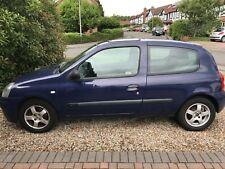 2004 Renault Clio 1.5 dCi Expression 3dr