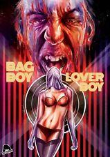 Bag Boy Lover Boy DVD Severin Andres Torres 2014 cult horror uncut