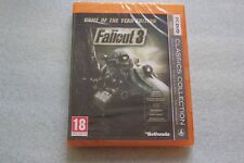 Fallout 3 Game of the Year Edition  PC DVD  POLISH POLSKA PL NOWA GRA