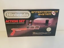 Nes Action Set - Nintendo Entertainment System - Console - PAL - Boxed - VGC