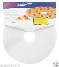 Nesco LM-2-6 Clean-A-Screen Food Dehydrator Tray (set of 2)
