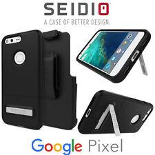 Seidio Google PIXEL SURFACE Case W/ Metal Kickstand & Belt-Clip Holster Combo