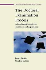 The Doctoral Examination Process-ExLibrary