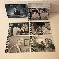 THE TWILIGHT ZONE SERIES 2: THE NEXT DIMENSION Complete Card Set w/ PROMO #P2