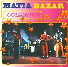 MATIA BAZAR GREATEST HITS  CD