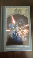 """The Star Wars"" Graphic Novel, Dark Horse Hardcover."