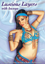 Luscious Layers - Ansuya Belly Dance DVD Belly Dancing Video