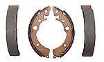 Raybestos 546 RP  brake shoes; fits 1984-1997 HONDA CIVIC, CRX