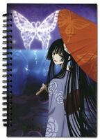 xxxHolic Yuuko Spiral Notebook Note Book Anime NEW