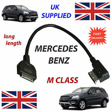 MERCEDES Benz M Class A0018279204 IPHONE 3GS 4 4S Lungo Cavo replacemnt
