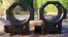 Leapers UTG Twist Lock 30mm Scope Weaver/Picatinny Medium Mounts RG2W3154