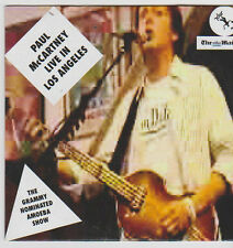 PAUL MC CARTNEY LIVE IN LOS ANGELES 12TKS PROMO CD ALBUM