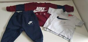 Nike tracksuit set