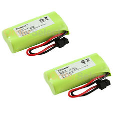 2x NEW Home Phone Battery Pack for Uniden BT-1008 BT1008 BT-1016 BT1016 100+SOLD