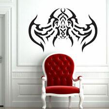 Wall Decal Sticker Vinyl Tattoo Curl Pattern bedroom room salon sign M574