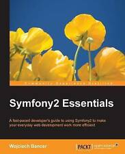 NEW Symfony2 Essentials by Wojciech Bancer